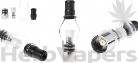 Glass Bulb Atomizer Attachment