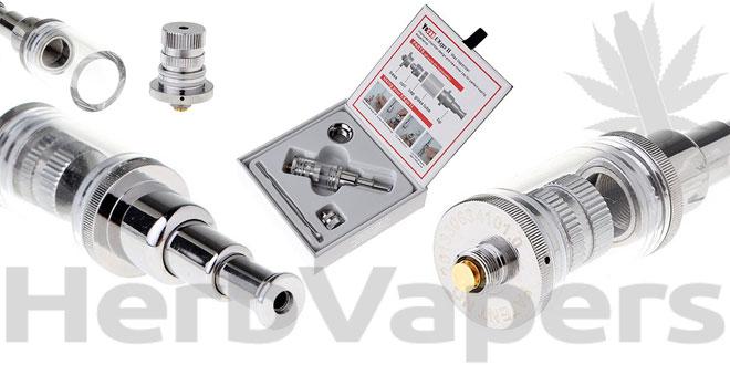 Yocan EXgo 2 Herbal Wax Vaporizer