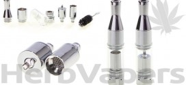 Kingfish KA-5 Dry Herb Wax Atomizer