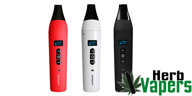 Anlerr LATIVA Dry Herb Vaporizer