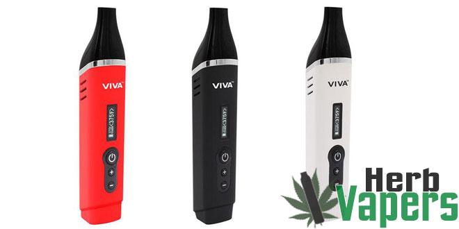 Airistech VIVA Dry Herb Vaporizer