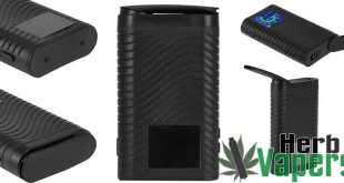 Mirage Mystery X1 Dry Herb Vaporizer