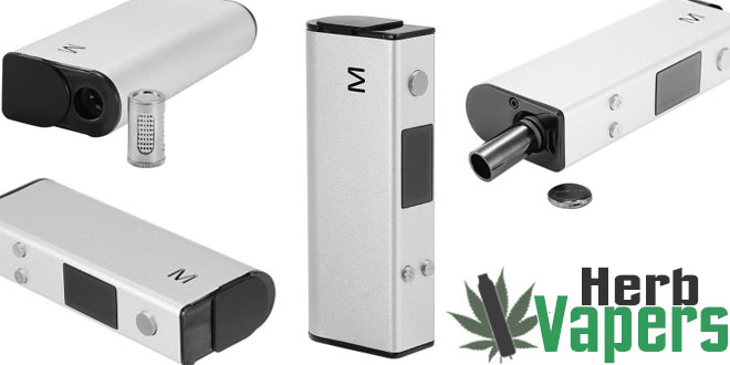 Mirage Mystery X2 Dry Herb Vaporizer