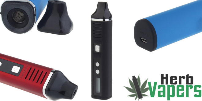 Hugo Vapor Pathfinder V2 Dry Herb Vaporizer