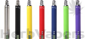 eGo-V V3 Mega Variable Voltage/Wattage 1300mAh Battery