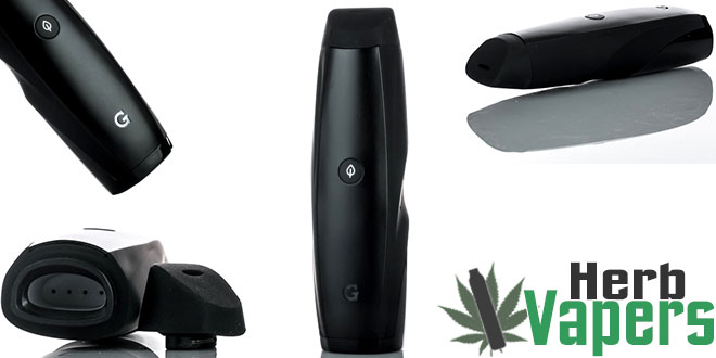 Grenco Science G Pen Elite Dry Herb Vaporizer
